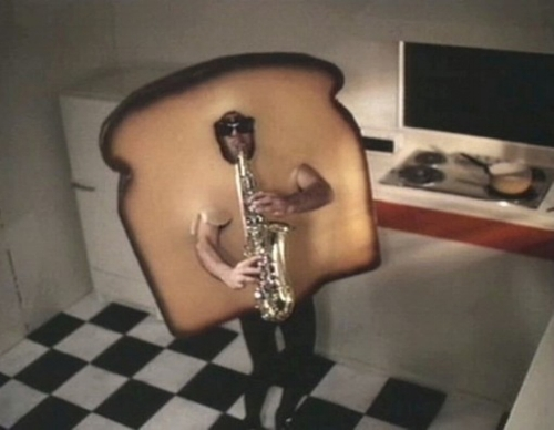 """""""Sax Toast"""" photo concept/art direction by Stephen Sayadian"""
