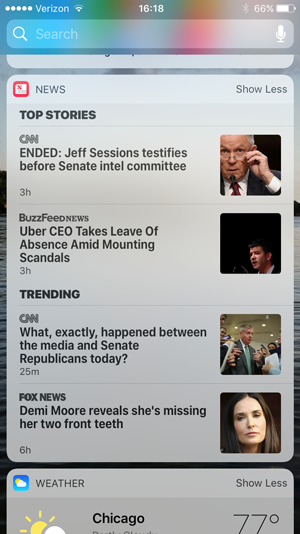 Tuesday, June 13, 2017  —Sessions is causing trouble. Corporate America's sexual predators are getting ousted, the Republican-led Senate sucks and Demi Moore might record a classic Christmas song, I guess.