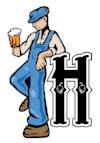 Literate Ape - is sponsored in part by Haymarket Pub & Brewery