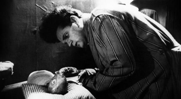 Eraserhead . Directed by  David Lynch . (American Film Institute, 1977)