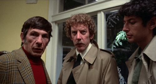 Invasion of the Body Snatchers  . Directed by  Philip Kauffman . (Solofilm Productions, 1978)