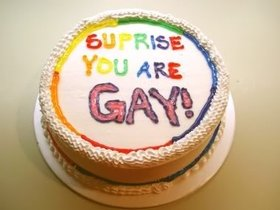 Gay cake for everyone!