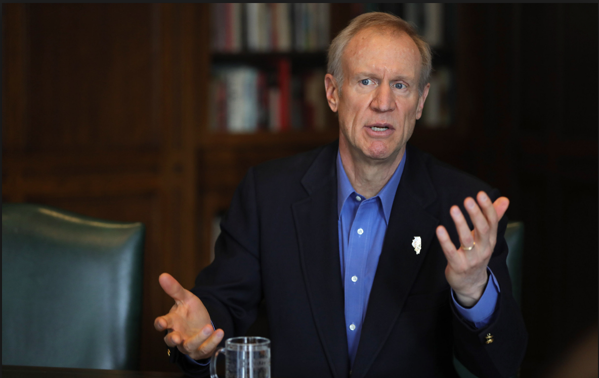 Helpless Rauner.