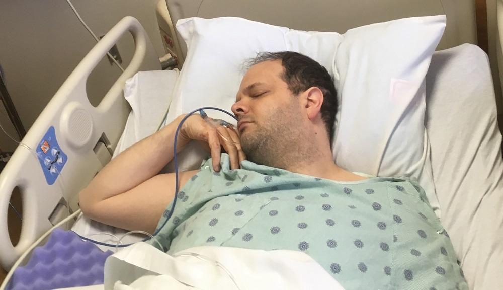 Morphine dreams.