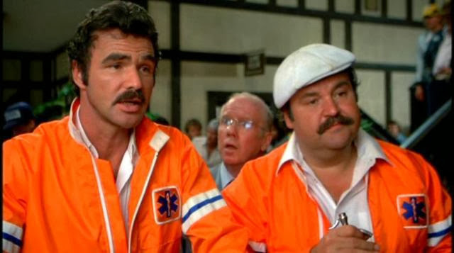 I wish I was Burt but I'm probably a lot more Dom. Himmel is the guy behind them, though, so I have at least that…