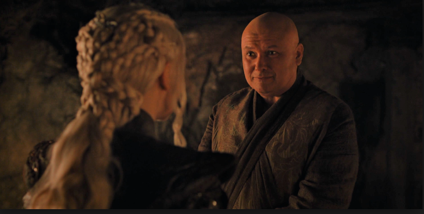 Lord Varys explains how aunts and nephews getting it on is more acceptable than brothers and sisters.