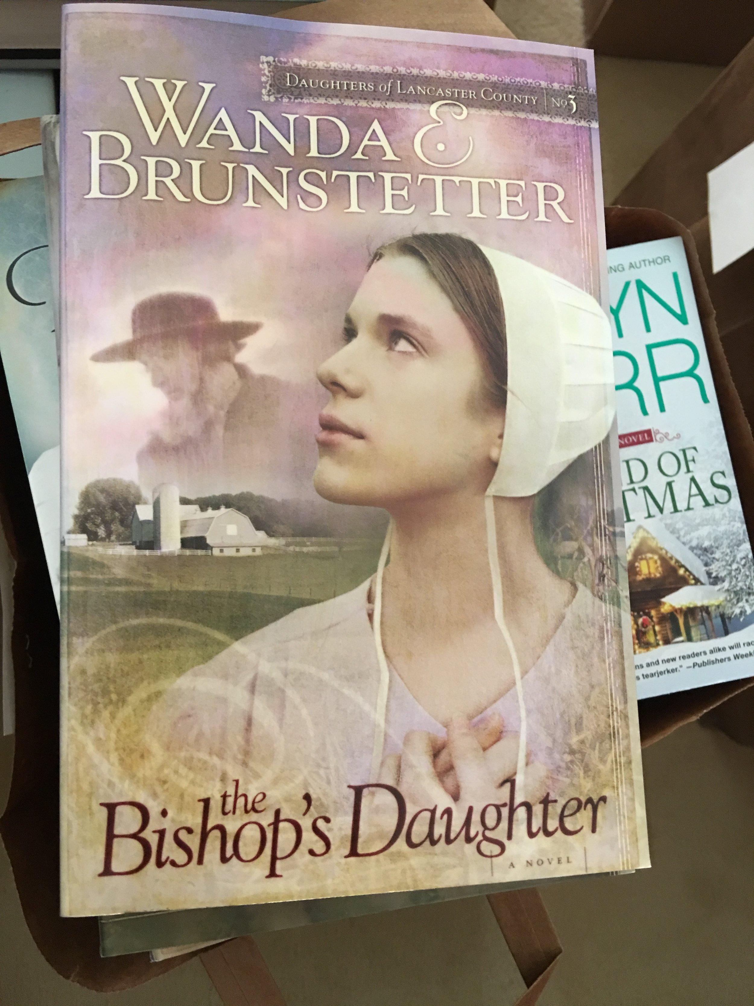 "Amish romance novels aka ""bonnet rippers."""