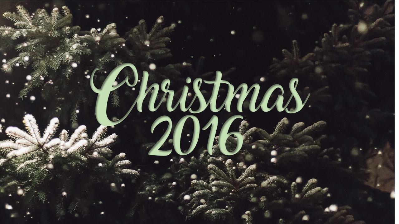 Advent-December 2016