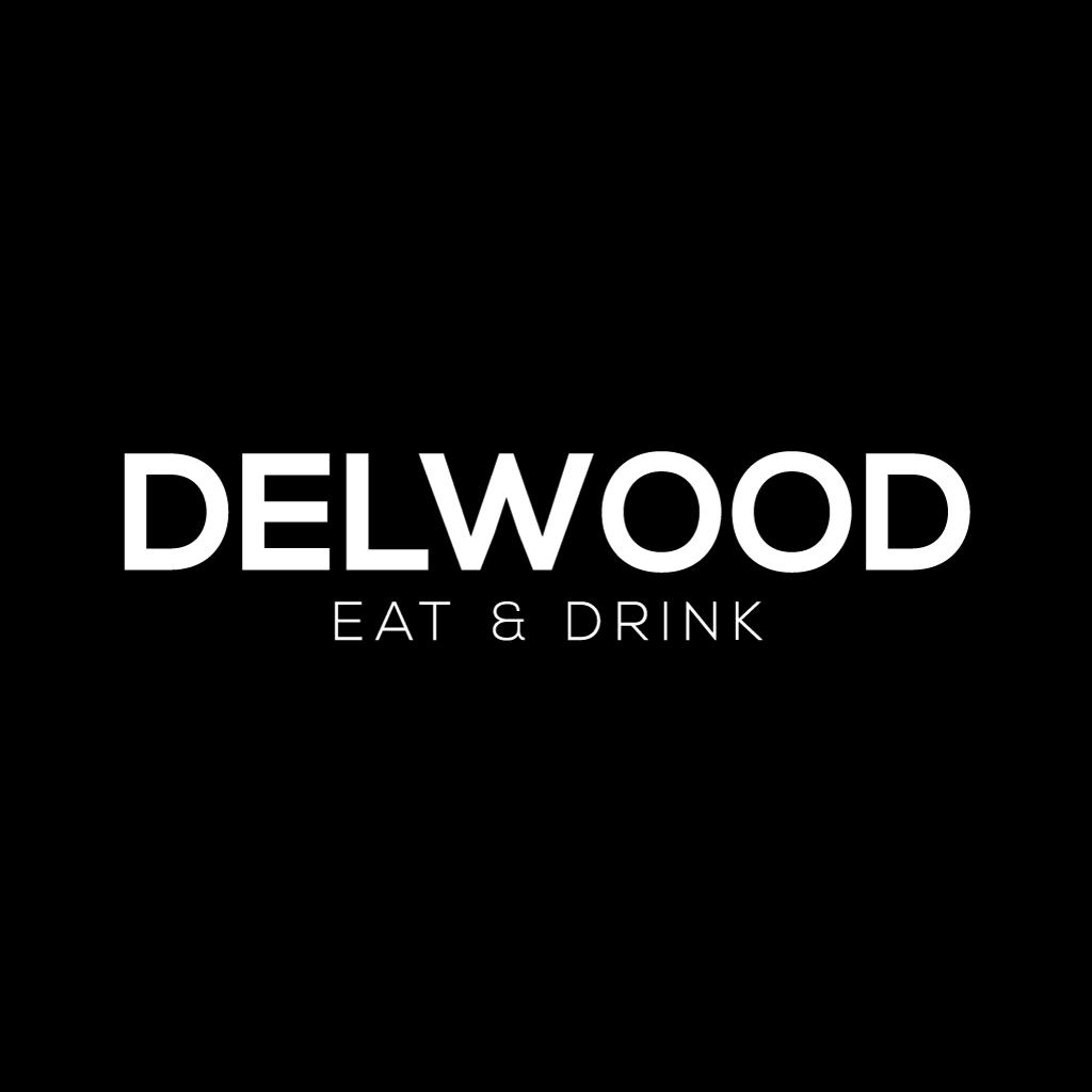 Delwood Restaurant Logo | Matthew S. Fisher