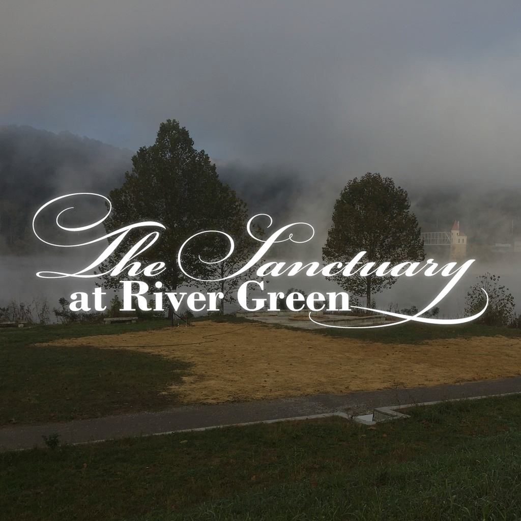 The Sanctuary at River Green Logo | Matthew S. Fisher