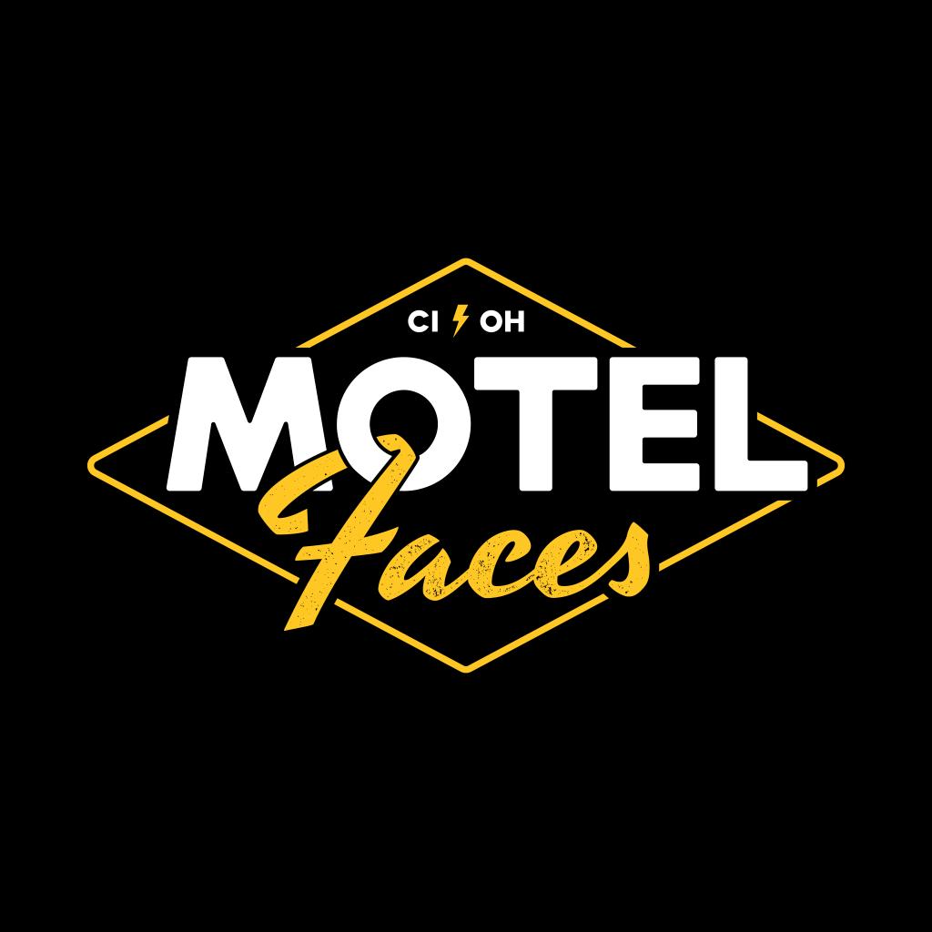 Motel Faces Logo | Matthew S. Fisher