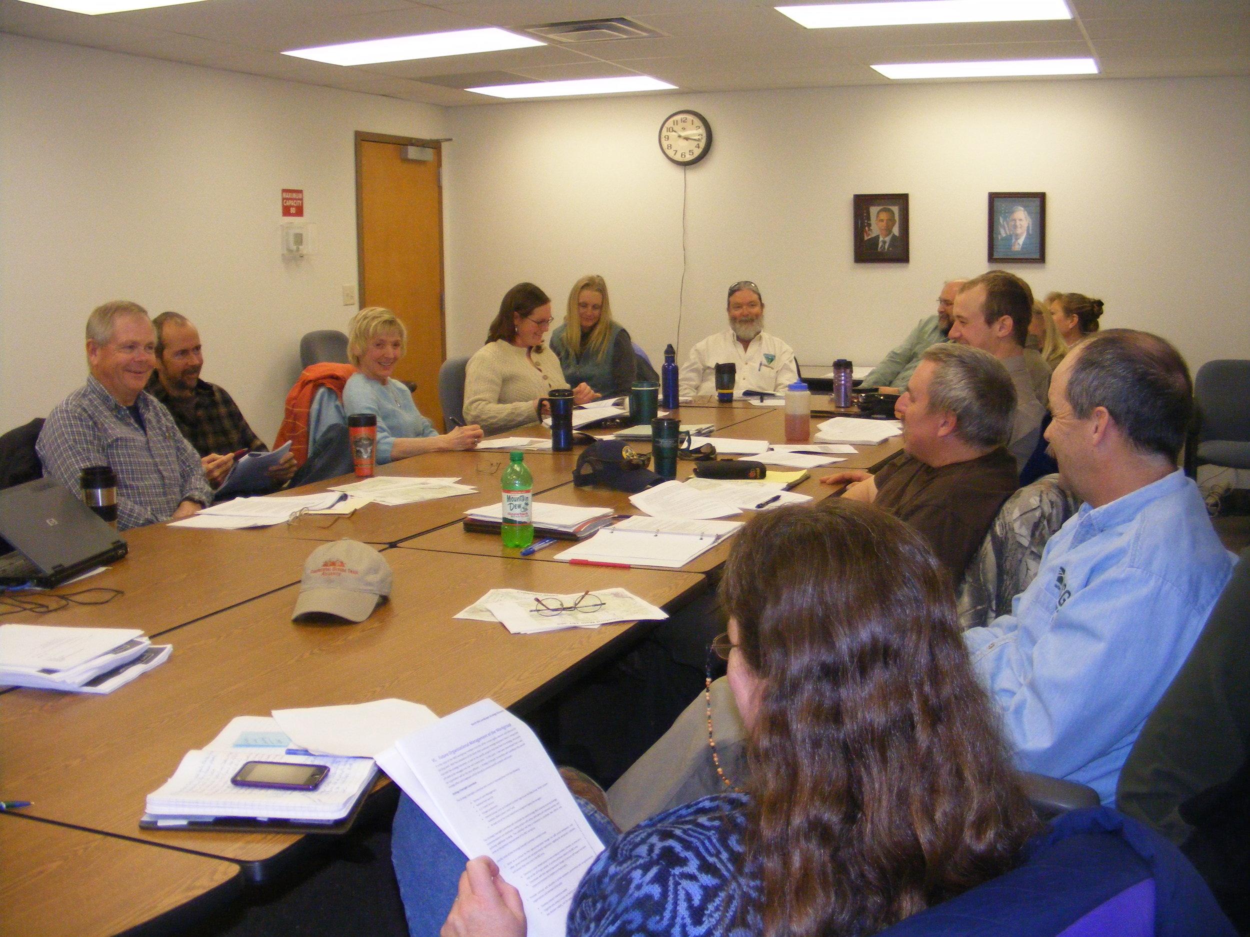Administration - Western Colorado Landscape Collaborative