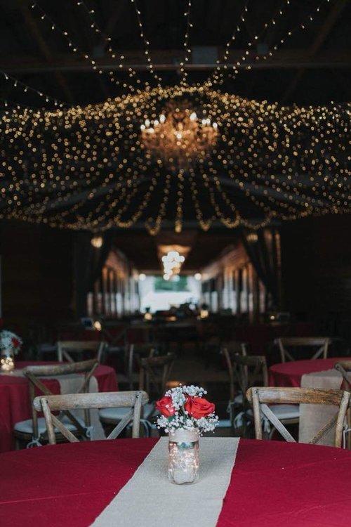 Rustic, country wedding at Thomas Farm Events in Kingsport, TN, Church Hill, TN