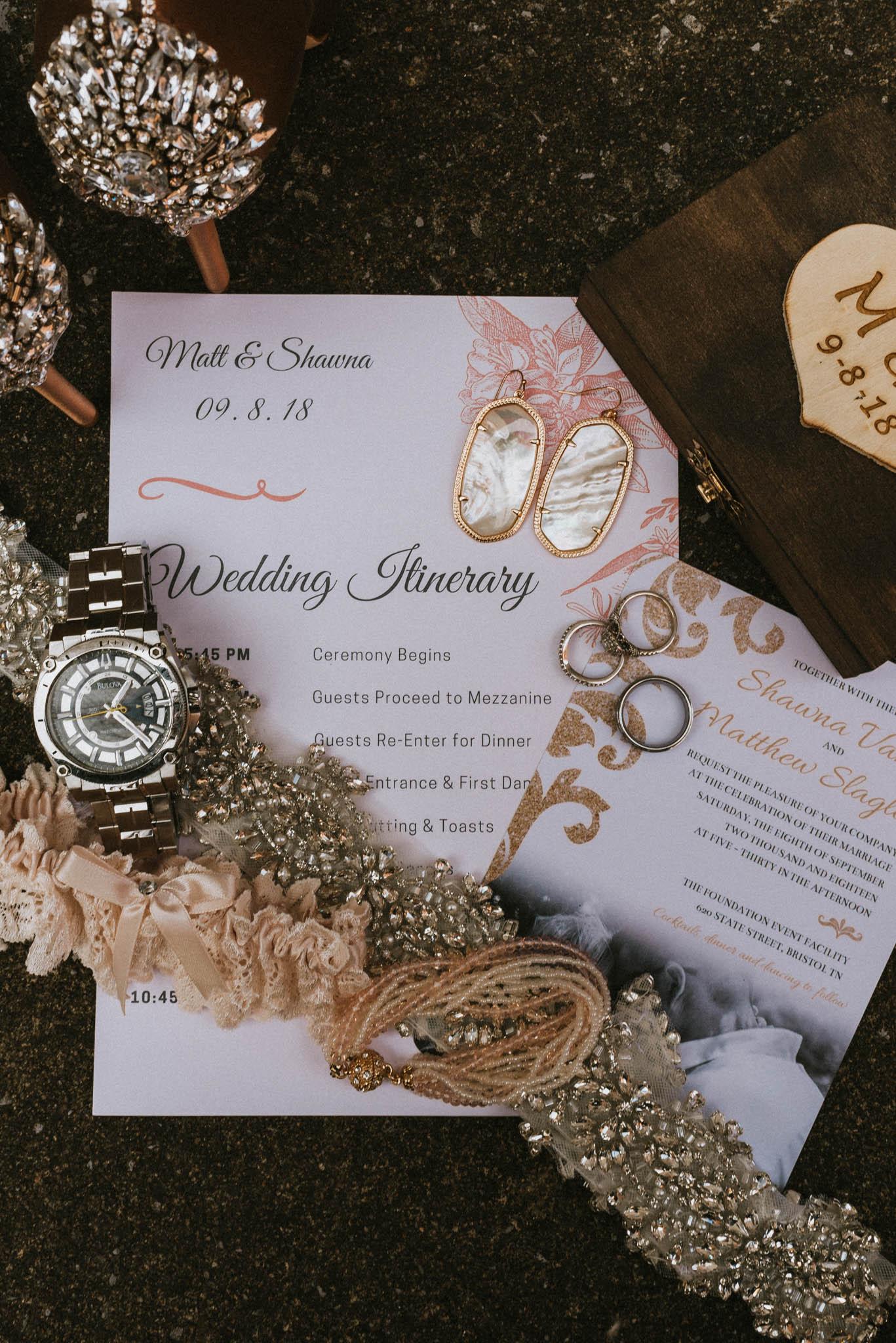 The Foundation Event Facility Wedding, Bristol, TN, Northeast Tennessee Wedding Photographer, East Tennessee Wedding Photographer, Knoxville, TN Wedding Photographer