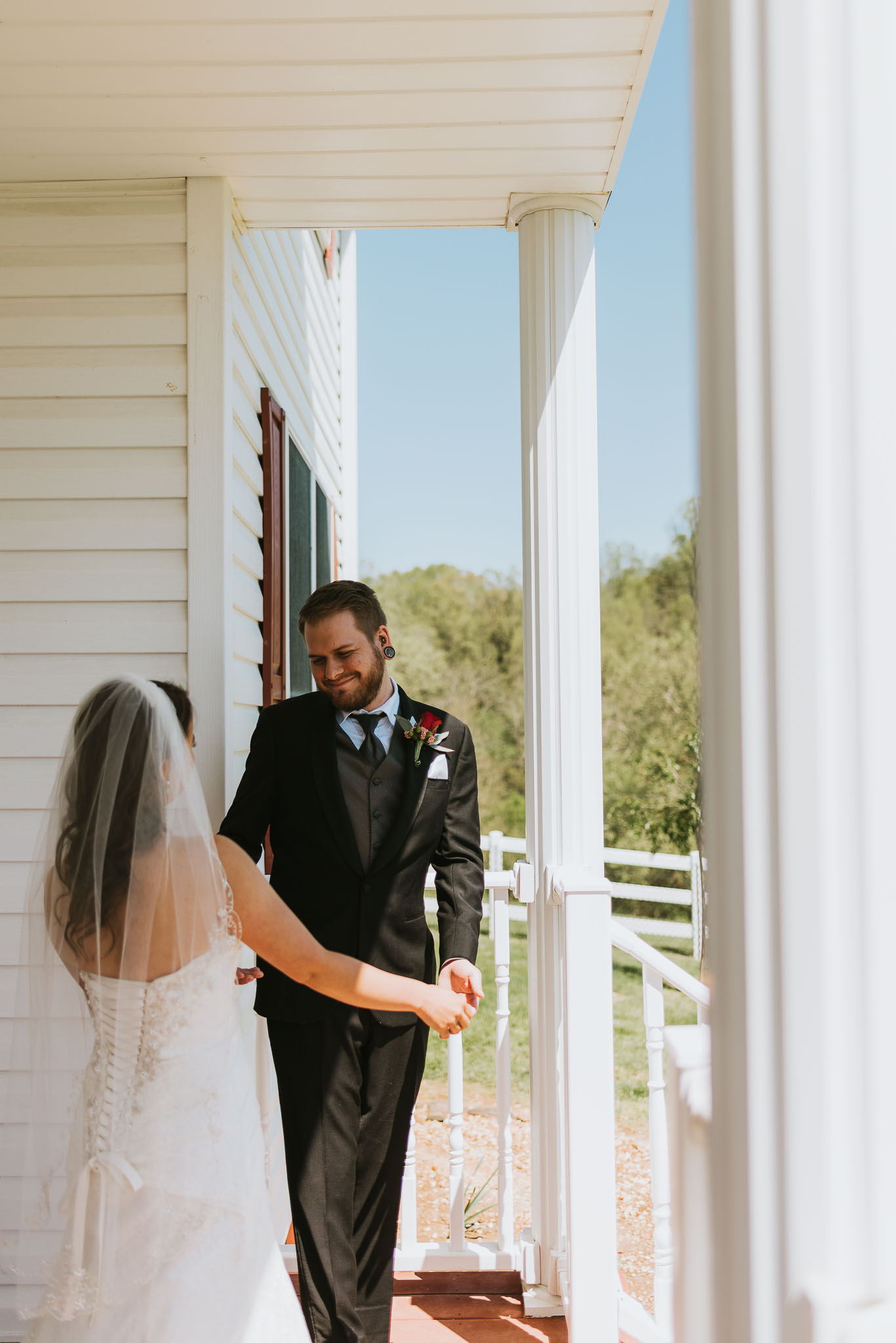 Broken J Farm Wedding In Bristol, Tennessee, Northeast Tennessee Wedding Photographer, East Tennessee Wedding Photographer, Knoxville, Tennessee Wedding Photographer