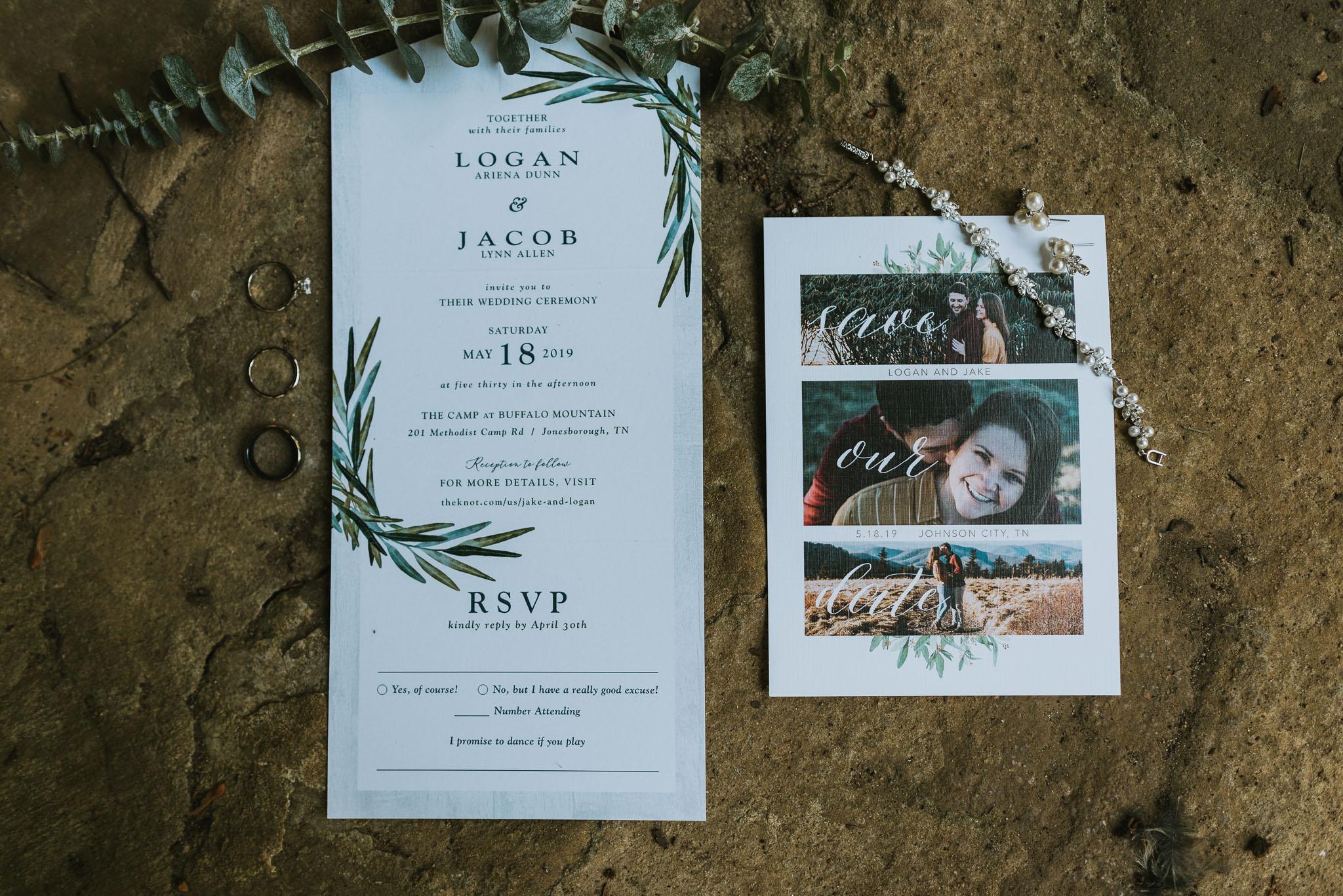 The Camp at Buffalo Mountain Wedding, Johnson City, TN, Northeast TN Wedding Photographer, East Tennessee Wedding Photographer, Knoxville, TN Wedding Photographer