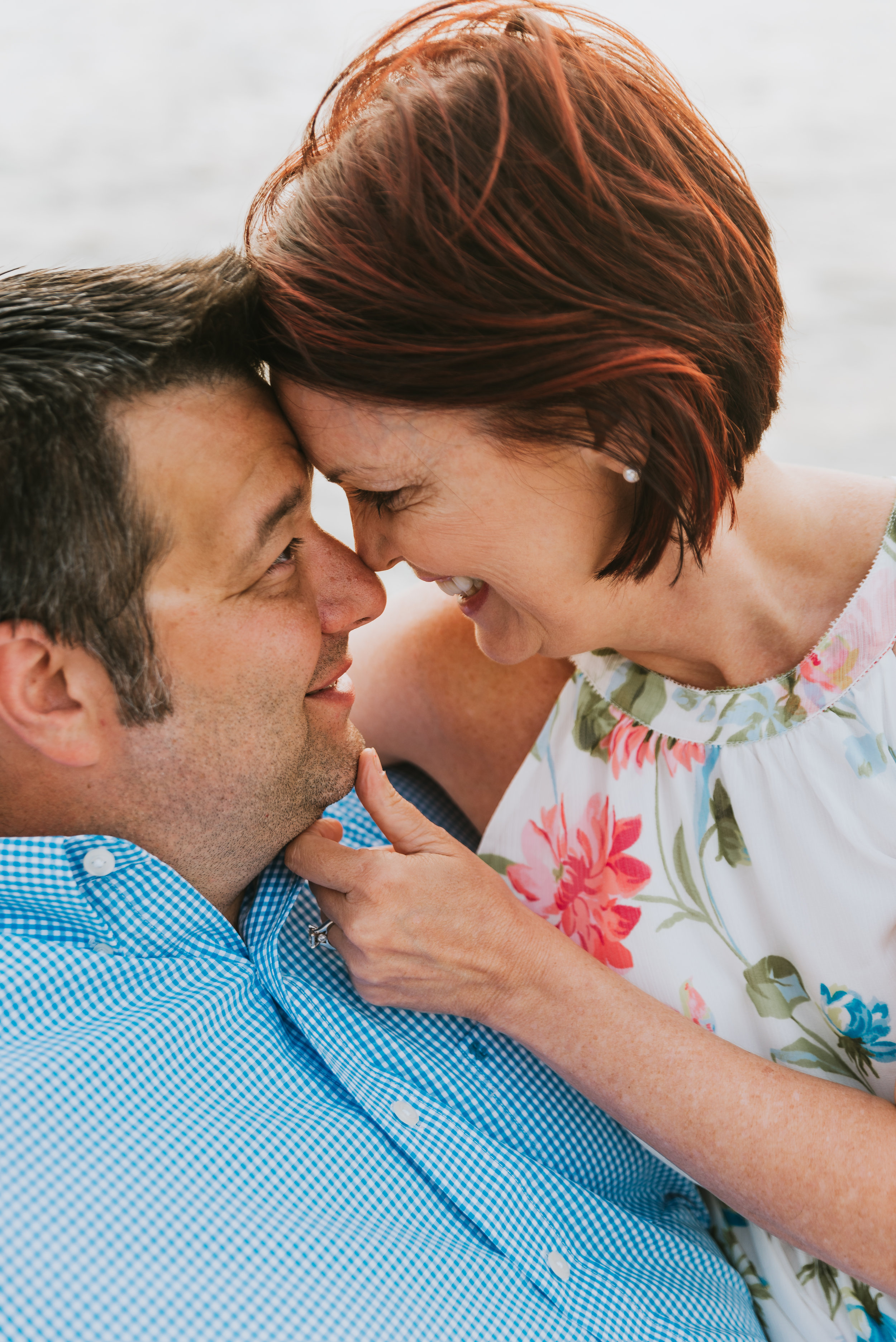South Holston Lake Engagement Session, East Tennessee Wedding Photographer, Northeast Tennessee Wedding Photographer