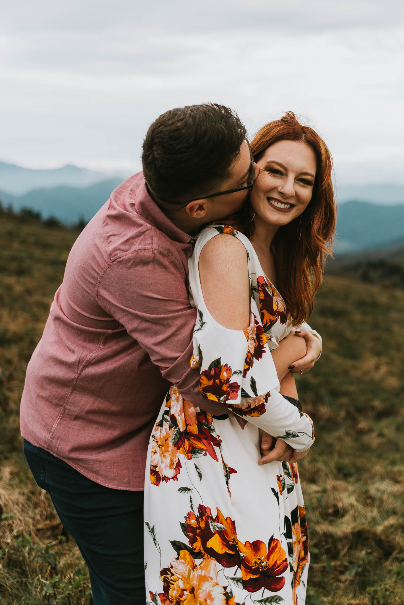 Roan Mountain Engagement Session Northeast Tennessee Wedding Photographers, East Tennessee Wedding Photographers, Kingsport, TN Wedding Photographers, Knoxville, TN Wedding Photographers (1 of 1)-10.jpg