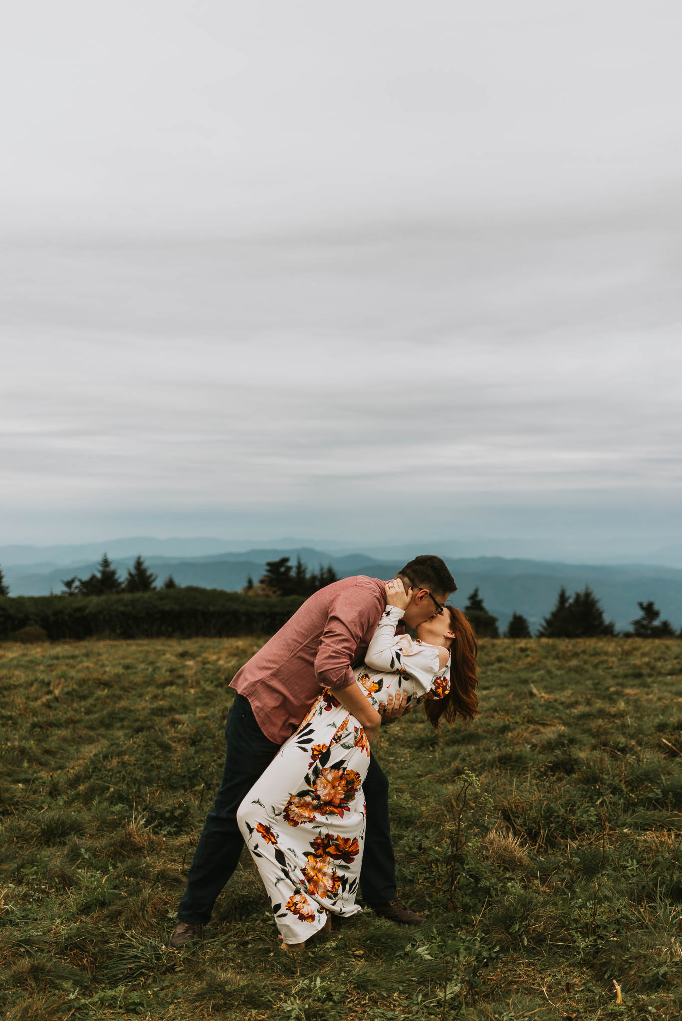 Roan Mountain Engagement Session Northeast Tennessee Wedding Photographers, East Tennessee Wedding Photographers, Kingsport, TN Wedding Photographers, Knoxville, TN Wedding Photographers (1 of 1)-12.jpg
