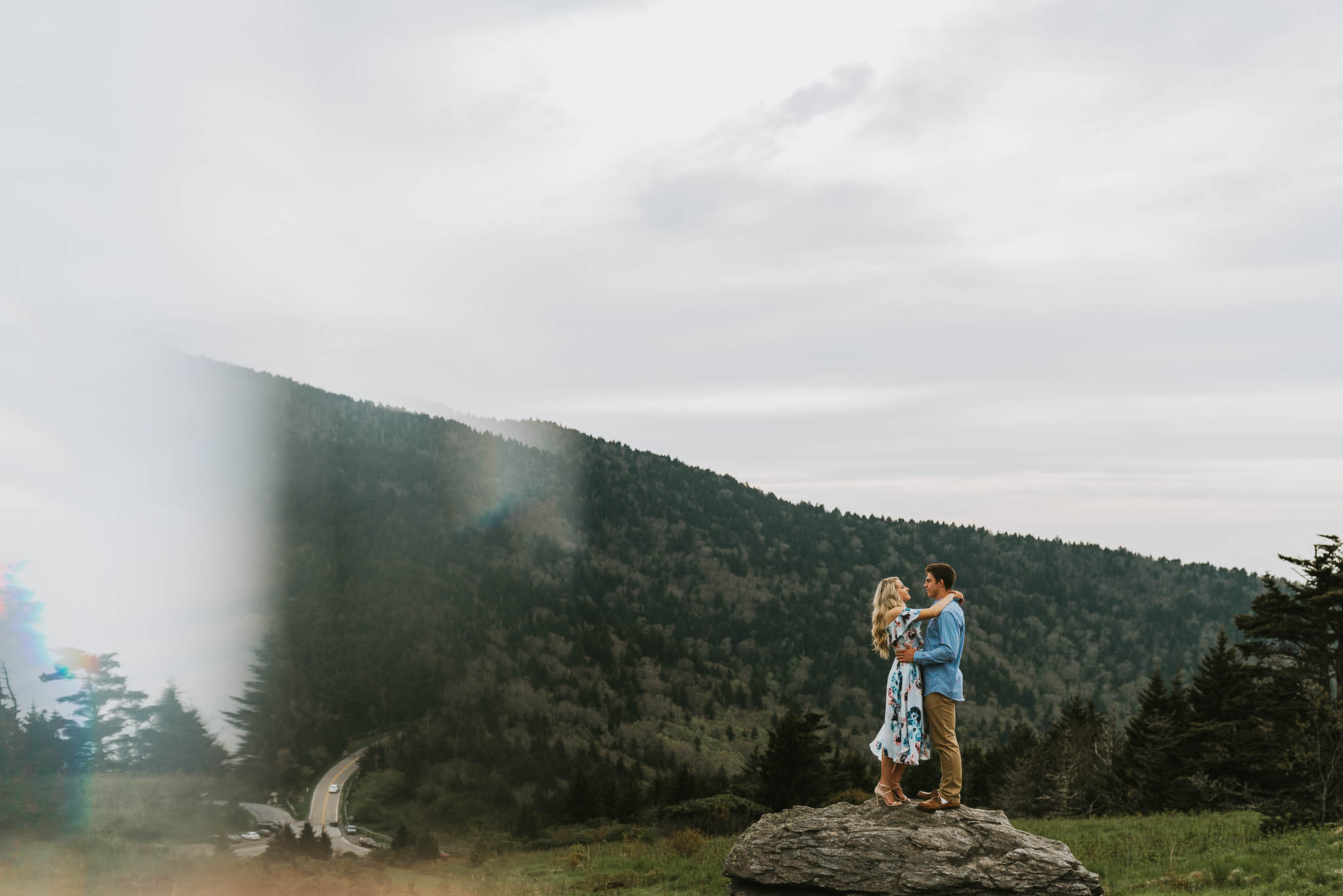 Roan Mountain Engagement Session Northeast Tennessee Wedding Photographers, East Tennessee Wedding Photographers, Kingsport, TN Wedding Photographers, Knoxville, TN Wedding Photographers (1 of 1)-19.jpg