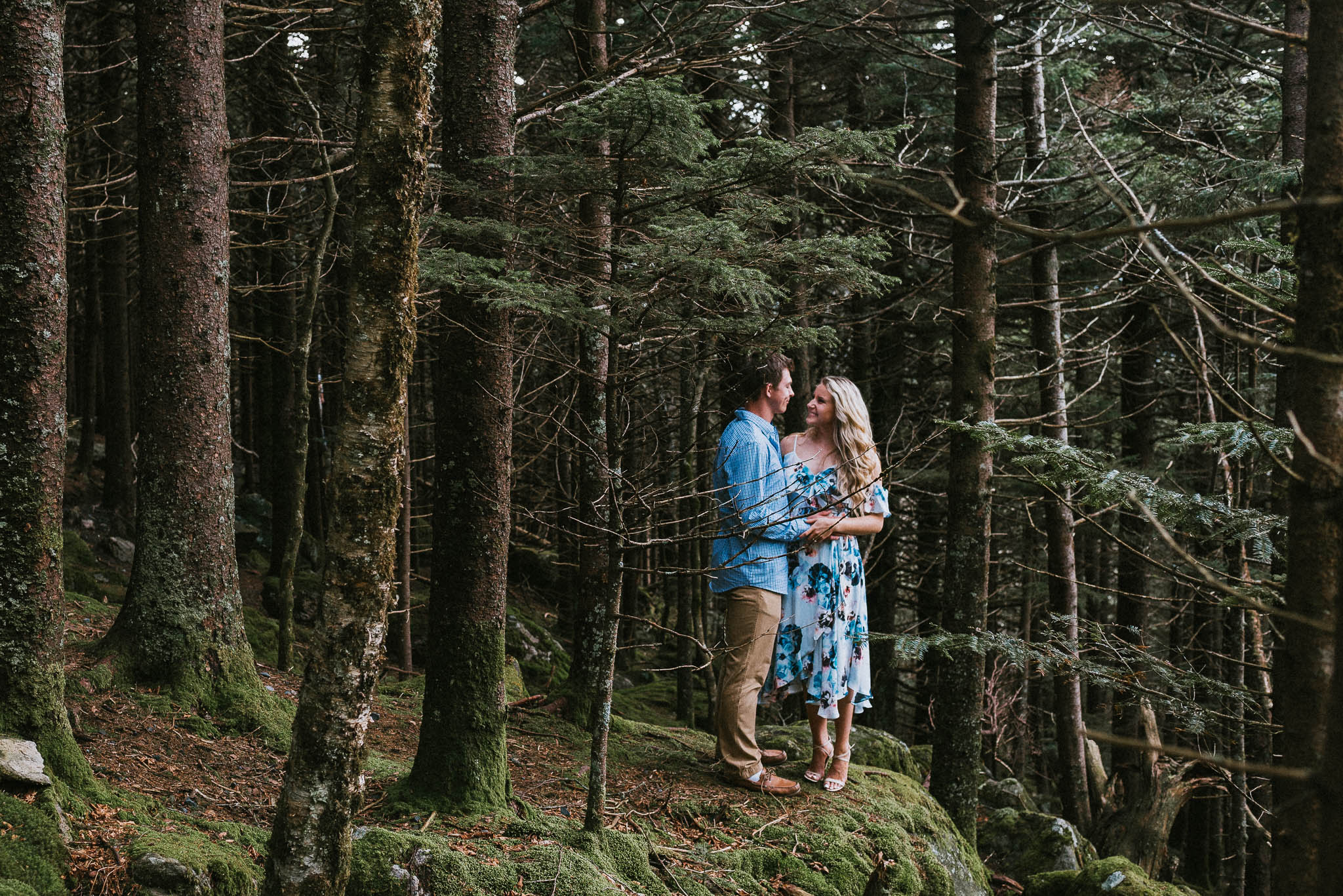 Roan Mountain Engagement Session Northeast Tennessee Wedding Photographers, East Tennessee Wedding Photographers, Kingsport, TN Wedding Photographers, Knoxville, TN Wedding Photographers (1 of 1)-23.jpg