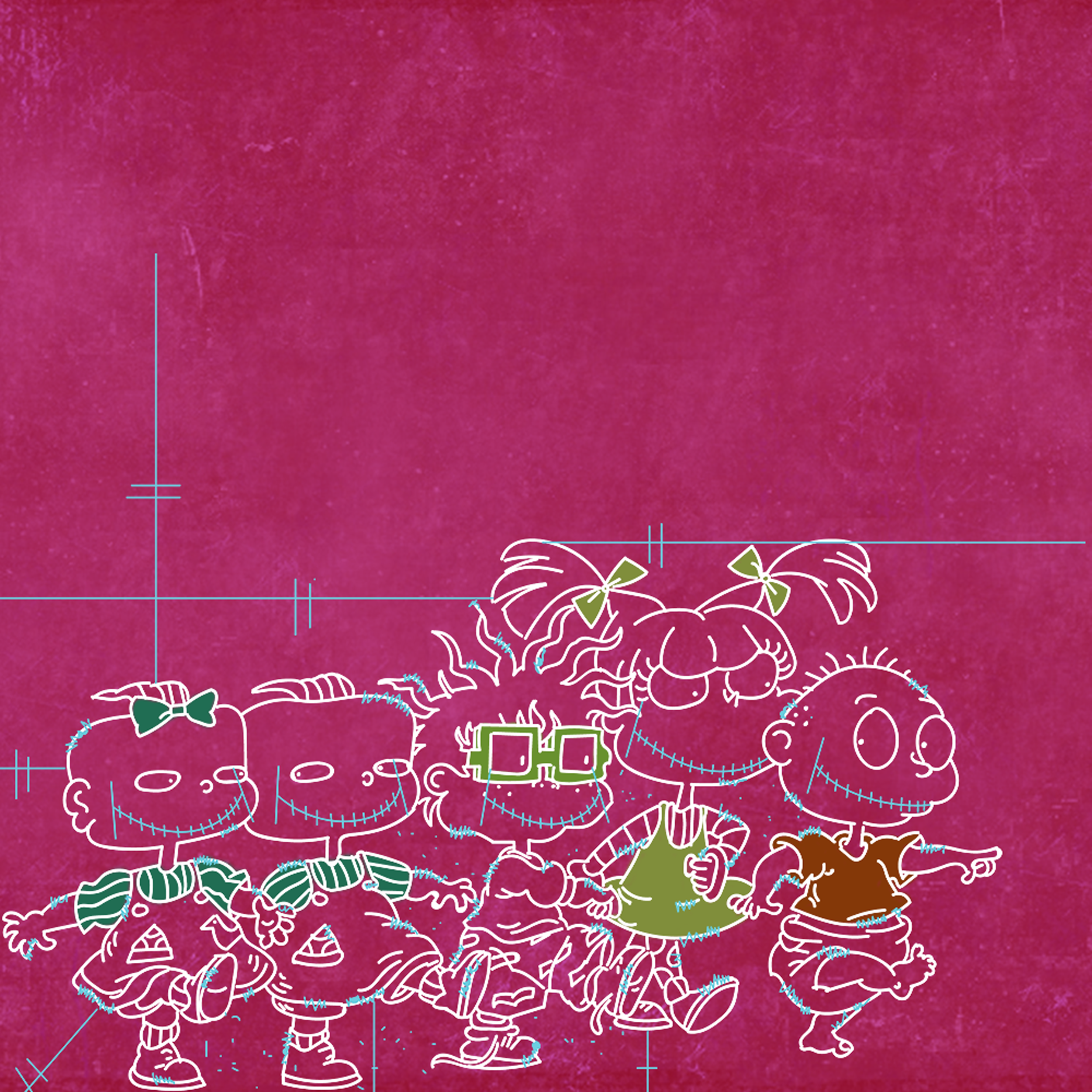 RUGRATS IN STITCHLAND