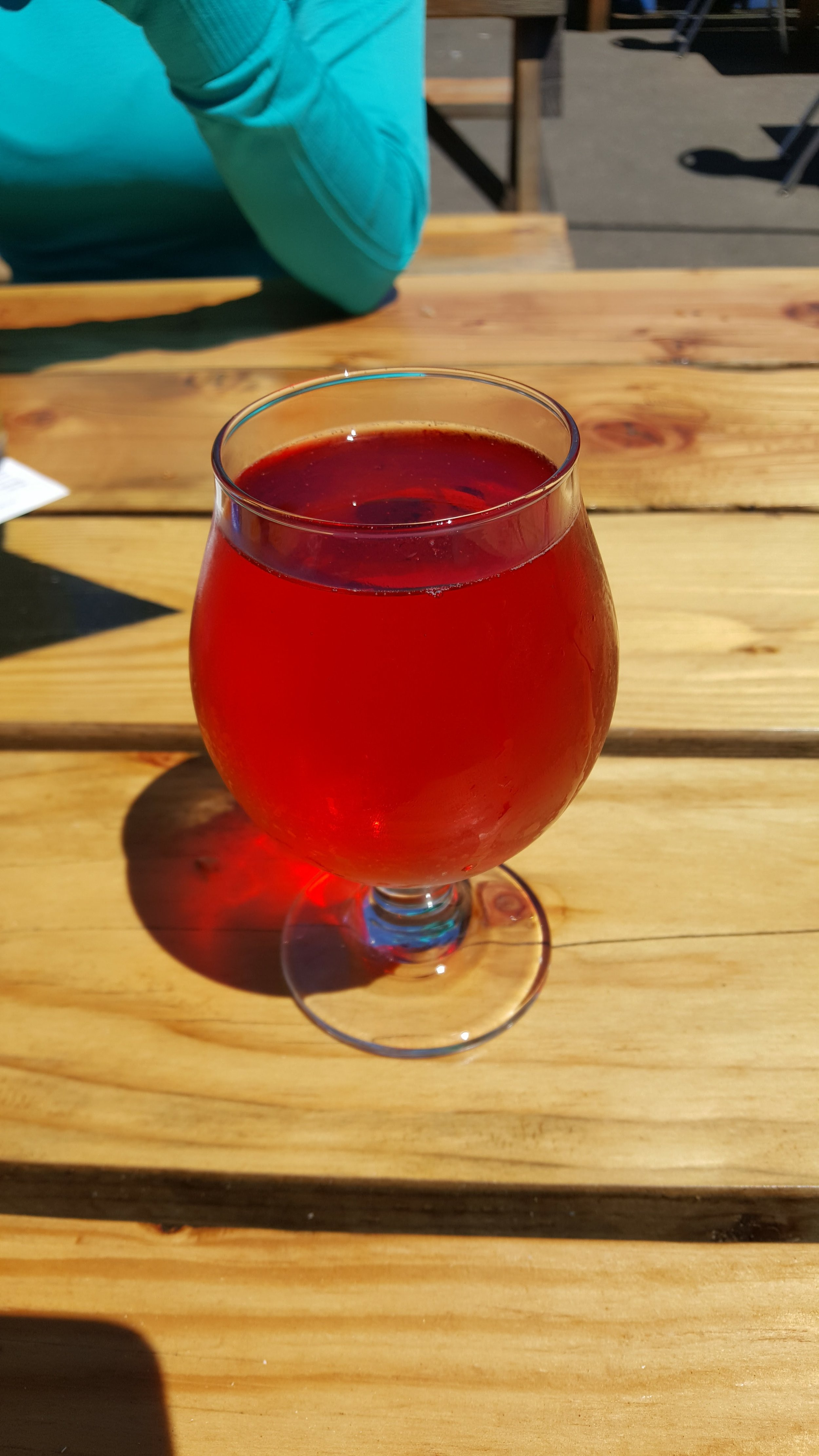 Marionberry Cider by Swift Cidery based in Portland, OR. Sooo good.