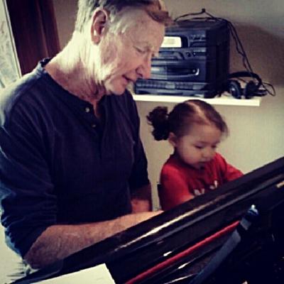 DAD & JOJO -GREAT GRANDAUGHER.JPG