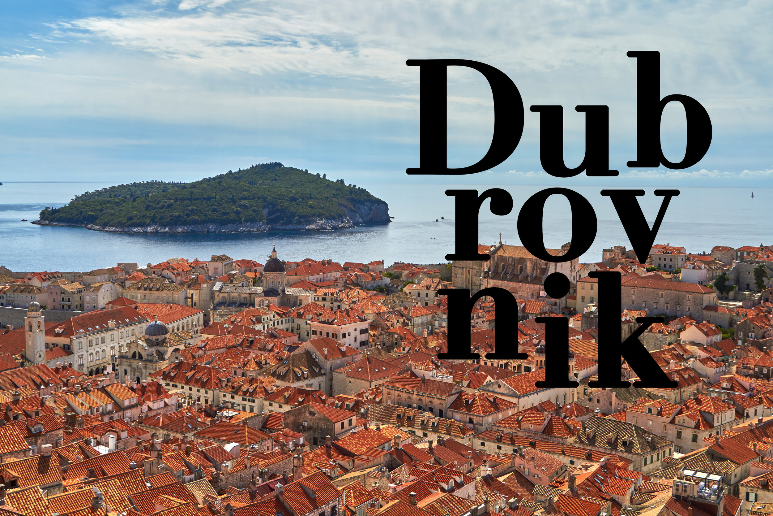24 hour personal trip of Dubrovnik