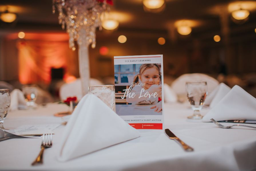 Show the Love - 14th Annual Valentine Banquet & Silent Auction