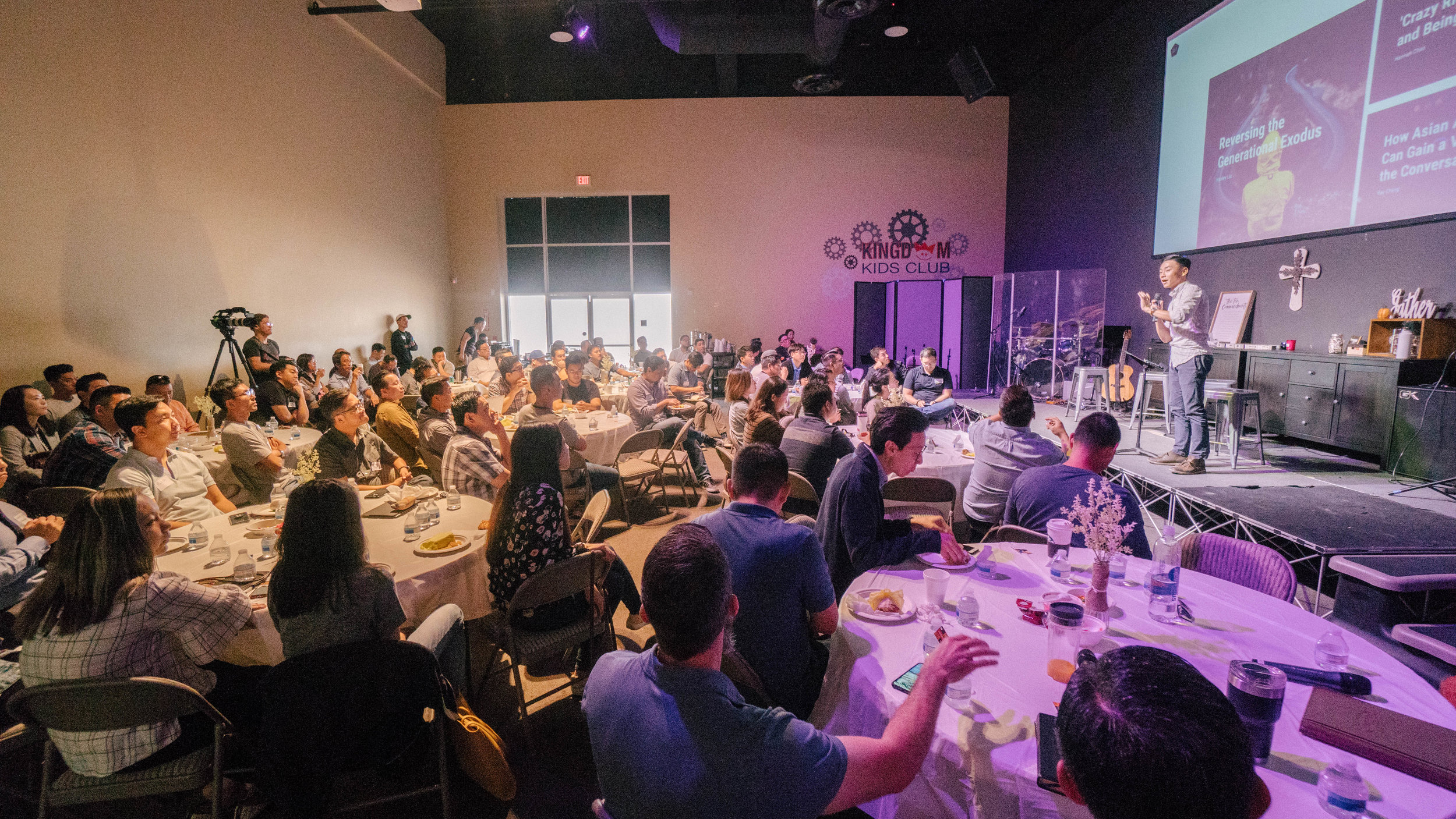 Leaders from all over Southern California attended the SOLA Network Leaders' Dialogue (Photo Credit: Jacob Cho)