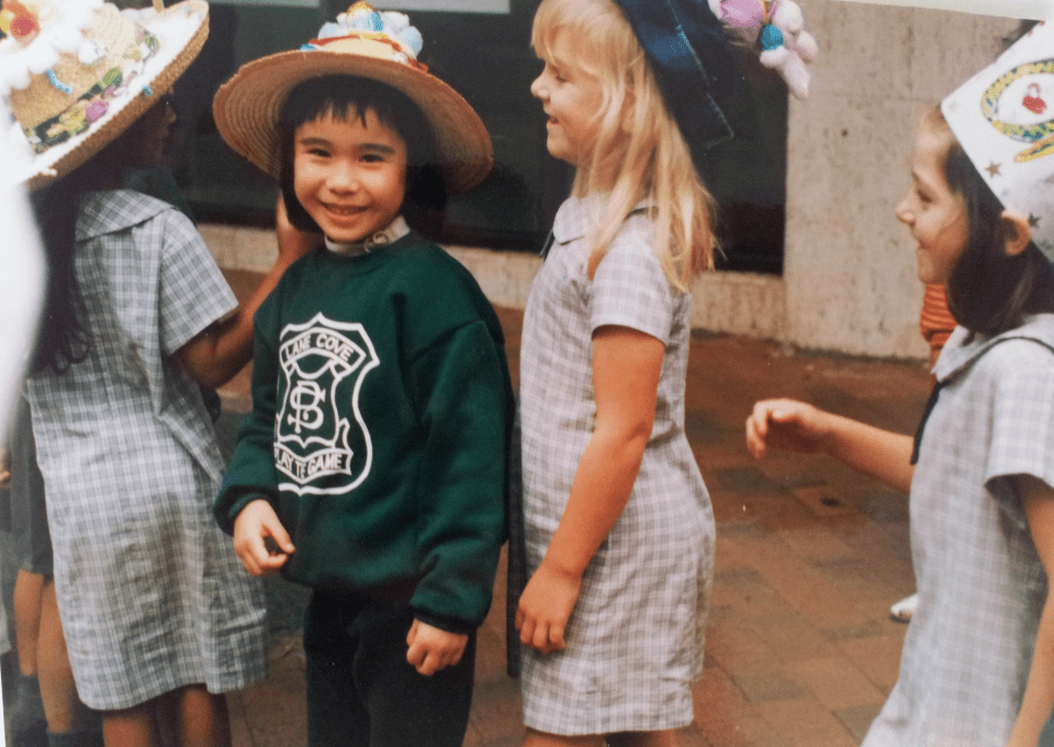 Growing up at Lane Cove Public School