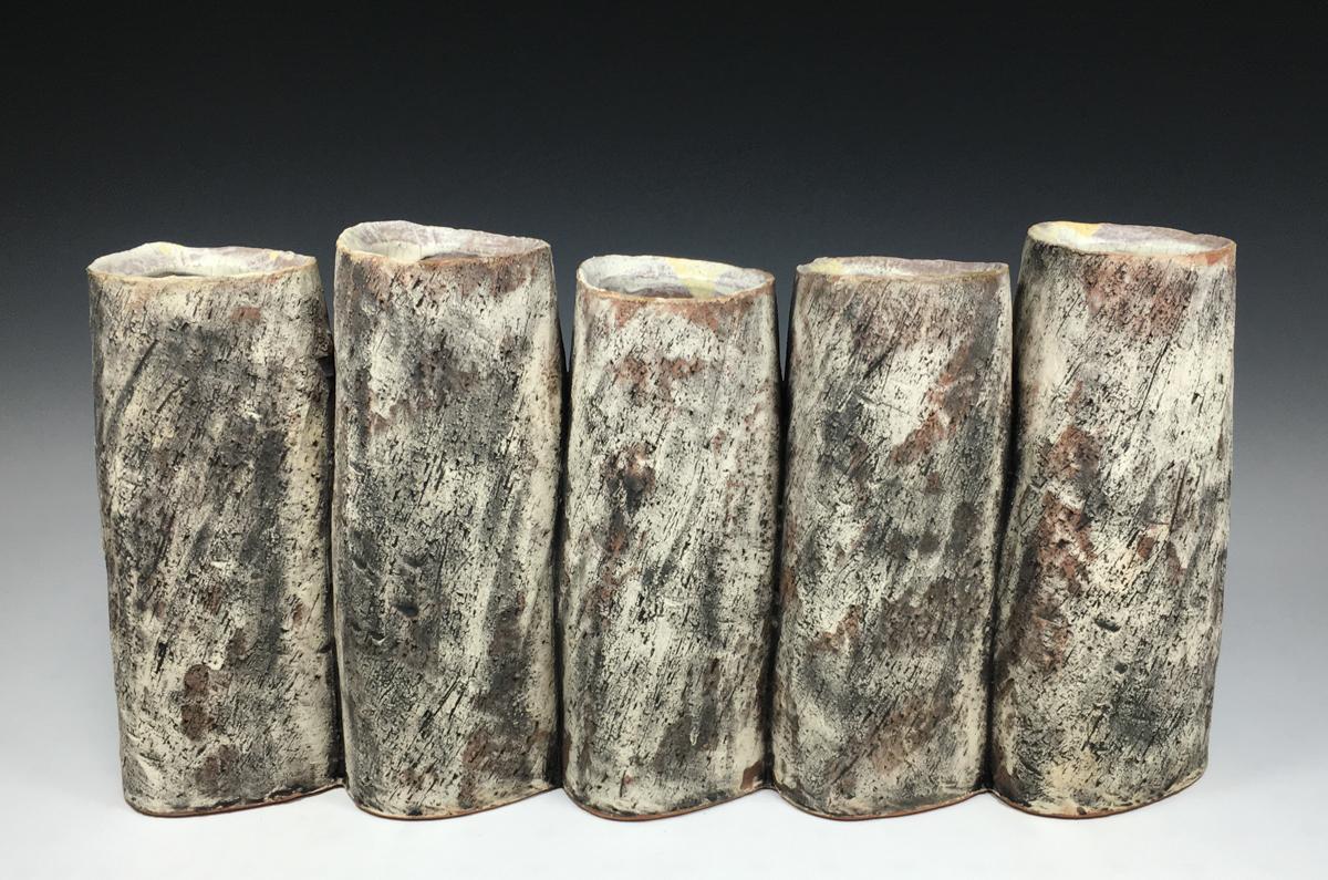 5 Stack Vase