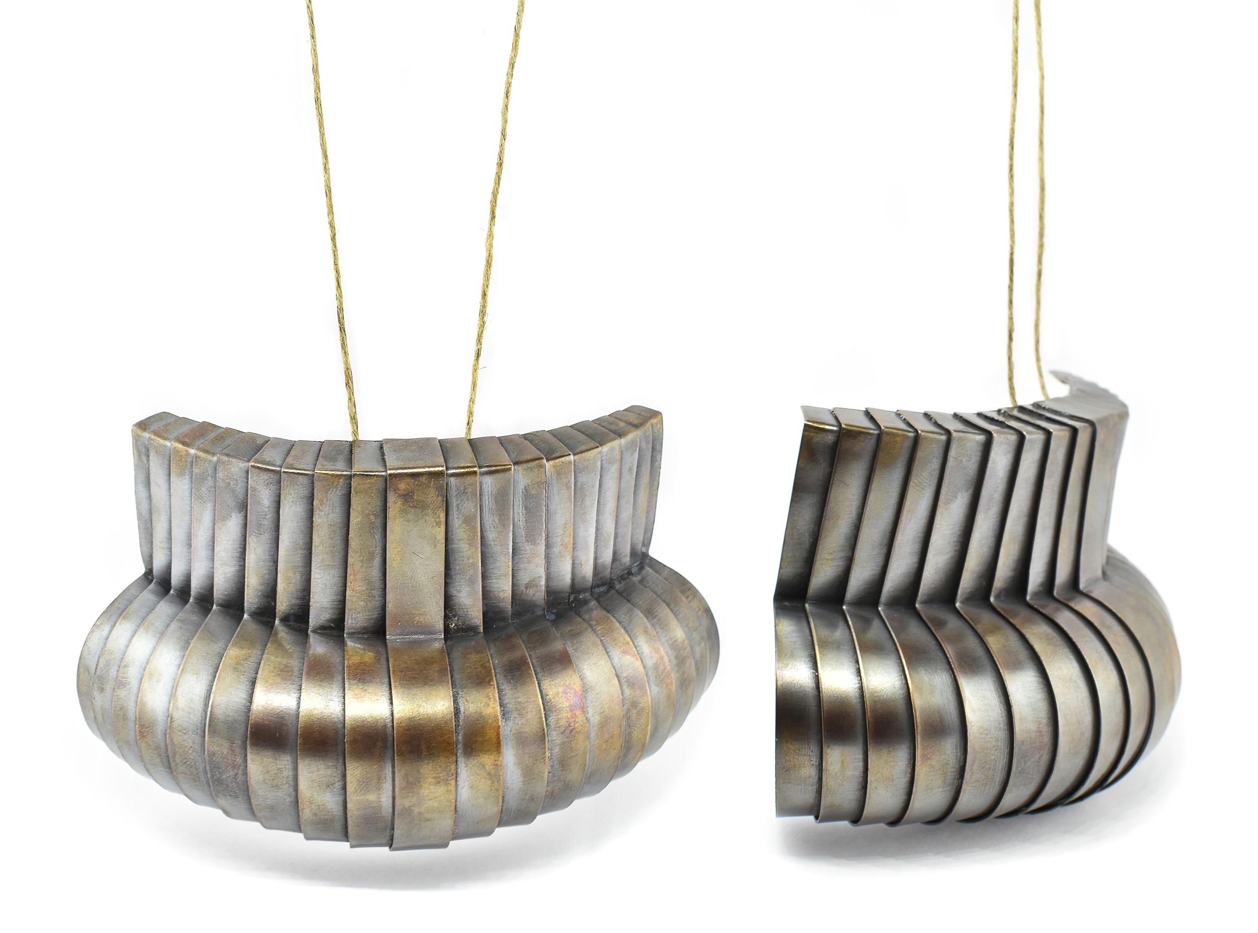 Expanded Vessel Pendant