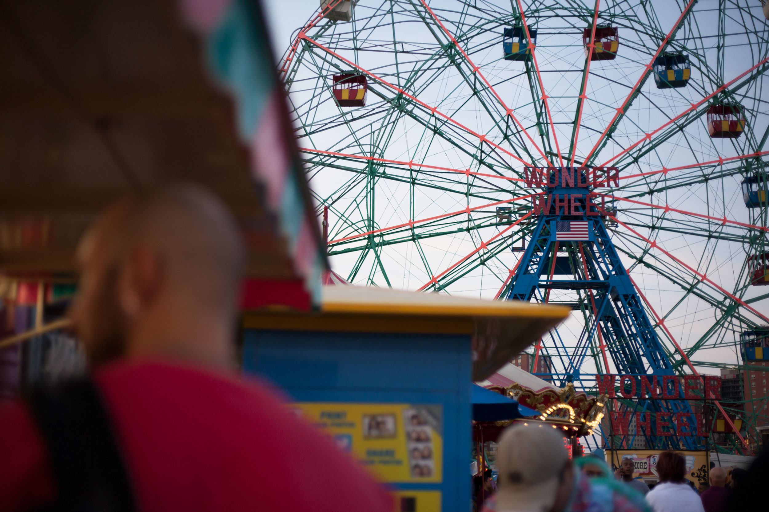 Coney Island Queens 2017