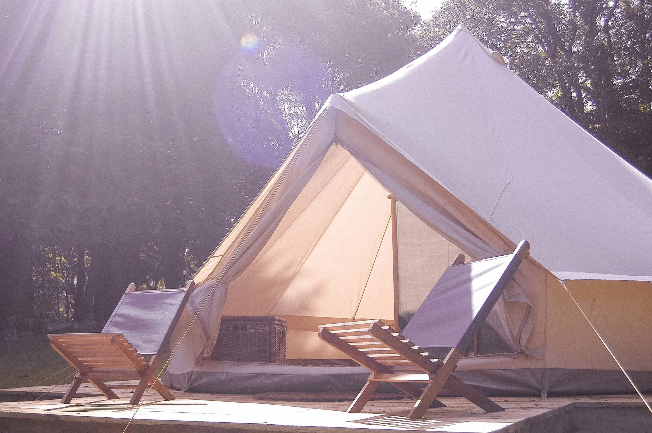 BELL TENT: DOLPHIN