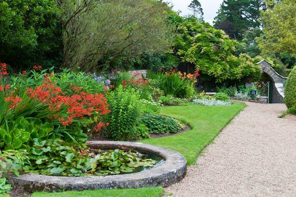 Upton Castle & Gardens - Cosheston