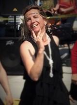 Sandi Farris at Holland Happening SwingStomp Demo!