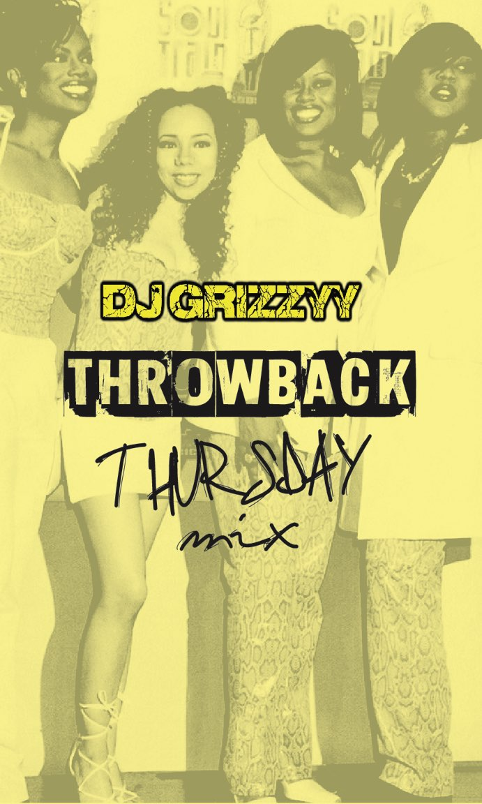 Check out the latest Throwback Thursday Mix -