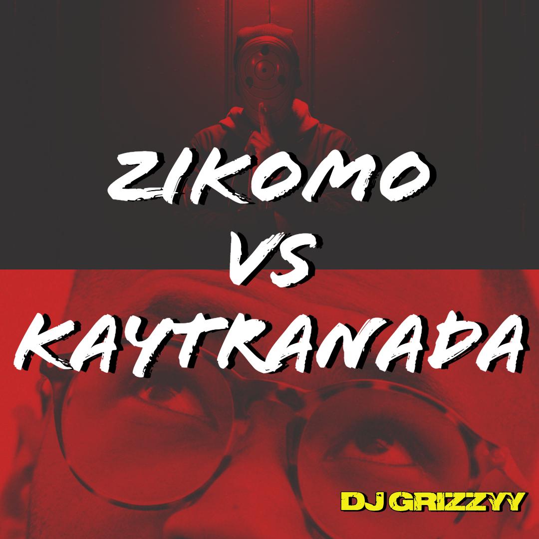 Check out the Zikomo VS Kaytranada Mix -