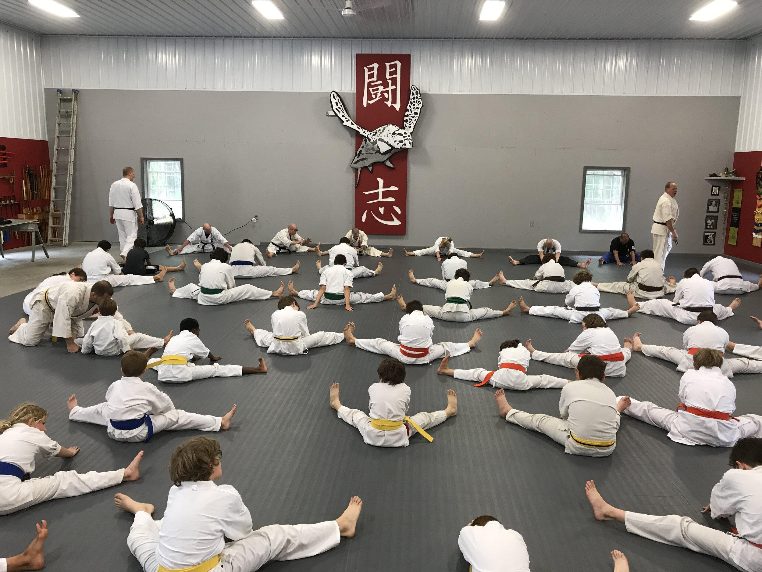 Photo via Fighting Spirit Karate Studio