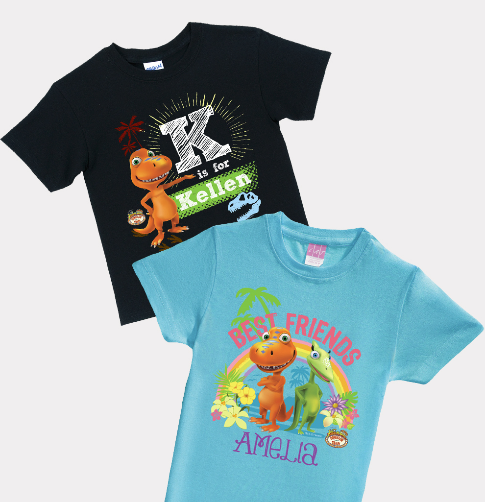 """""""Dinosaur Train"""" Product from PBSKIDS.org"""