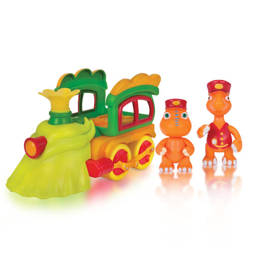 """Dinosaur Train"" Action Figures"