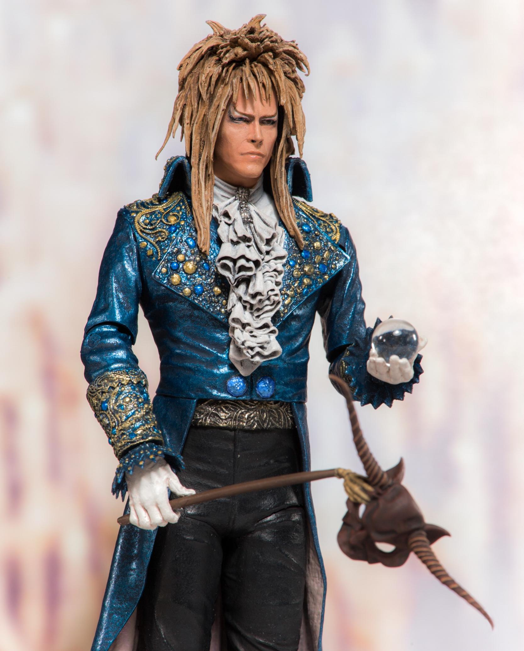 Jareth the Goblin King Action Figure