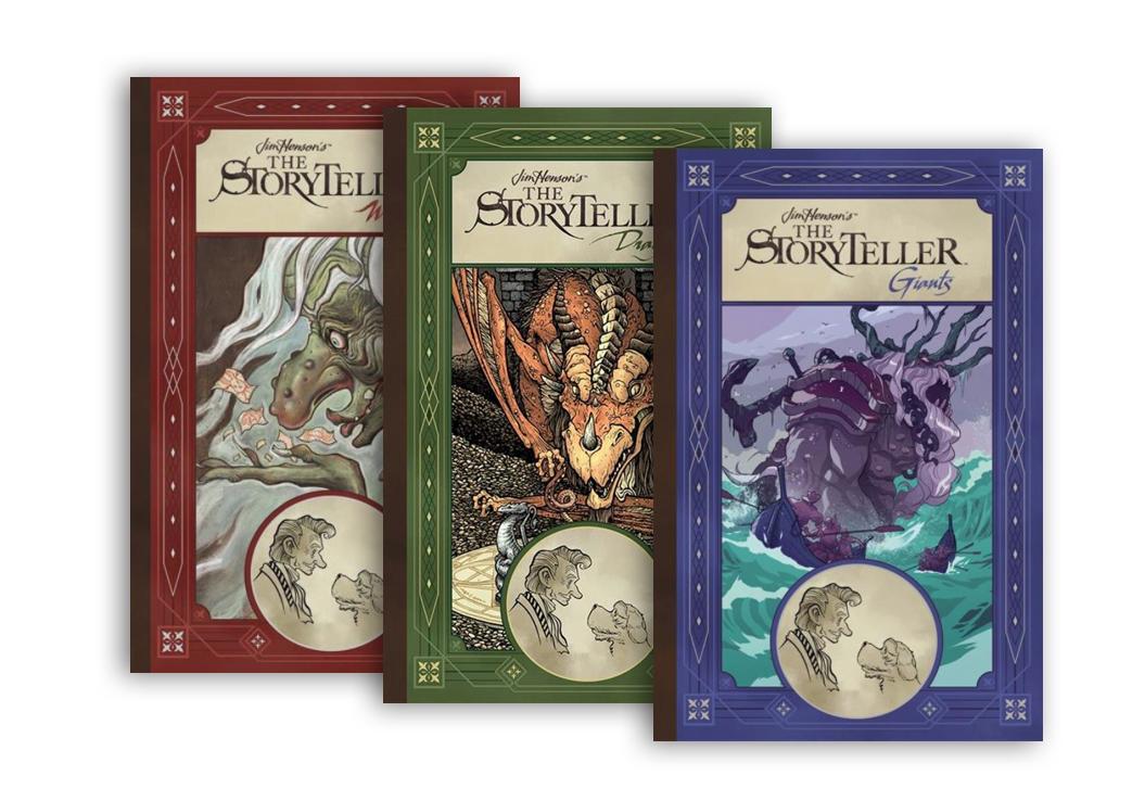 Storyteller Graphic Novels