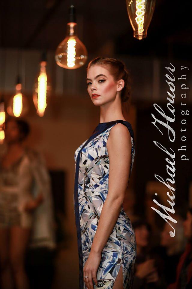 Photographer: Michael Houser   Designers: Mercedes Bergman & Duchess of Whittier   Hair: Mark Navarro   Makeup: Laura DuVall Seaboy Models:Hannah Rose Peltier