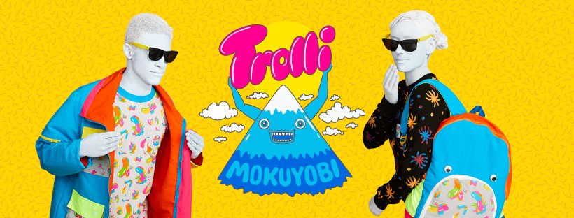 Trolli x Mokuyobi Collaboration