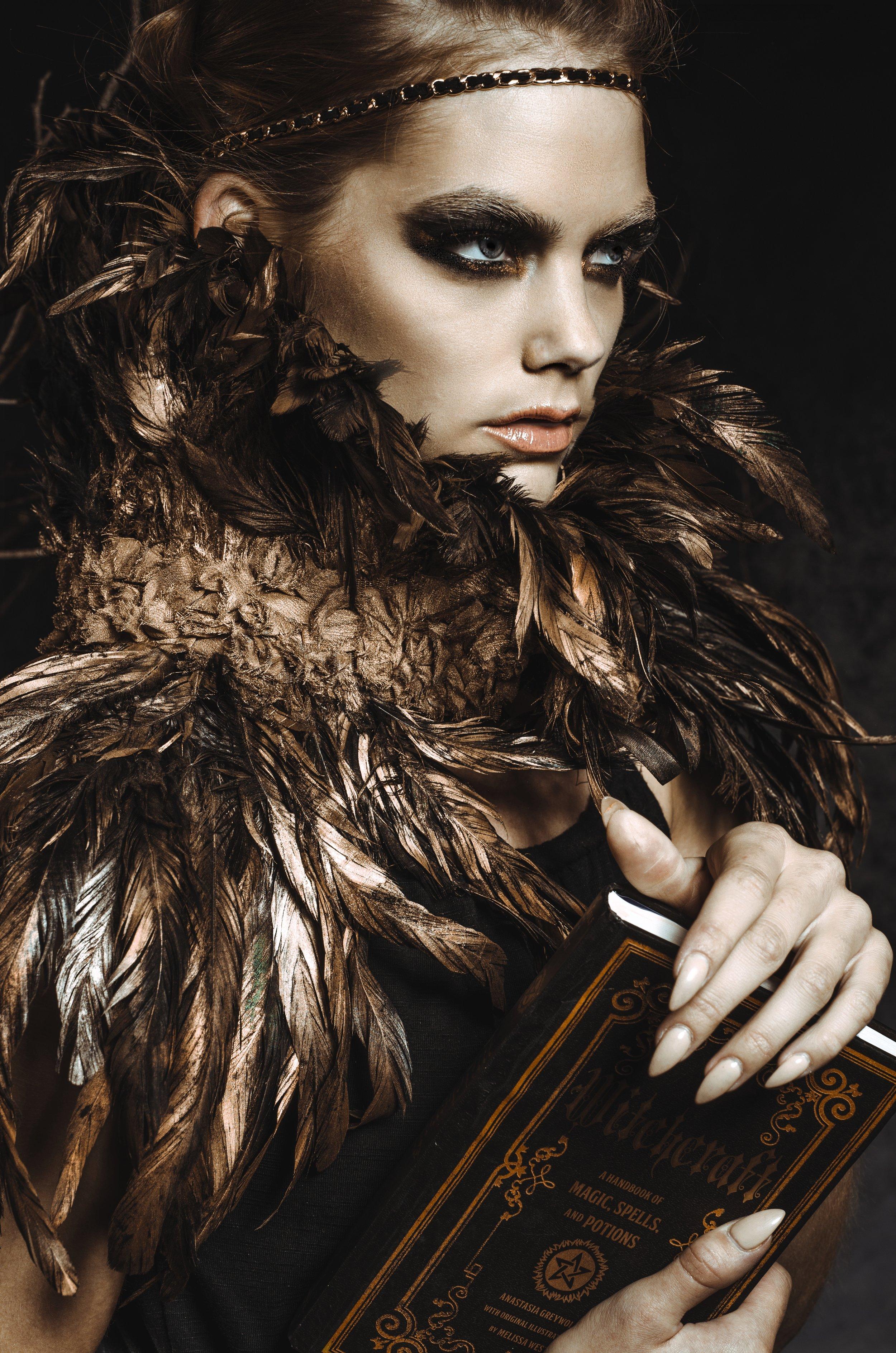 Photographer: Regina Wamba  HMUA: Laura DuVall Makeup Artistry  Model: Hannah Peltier