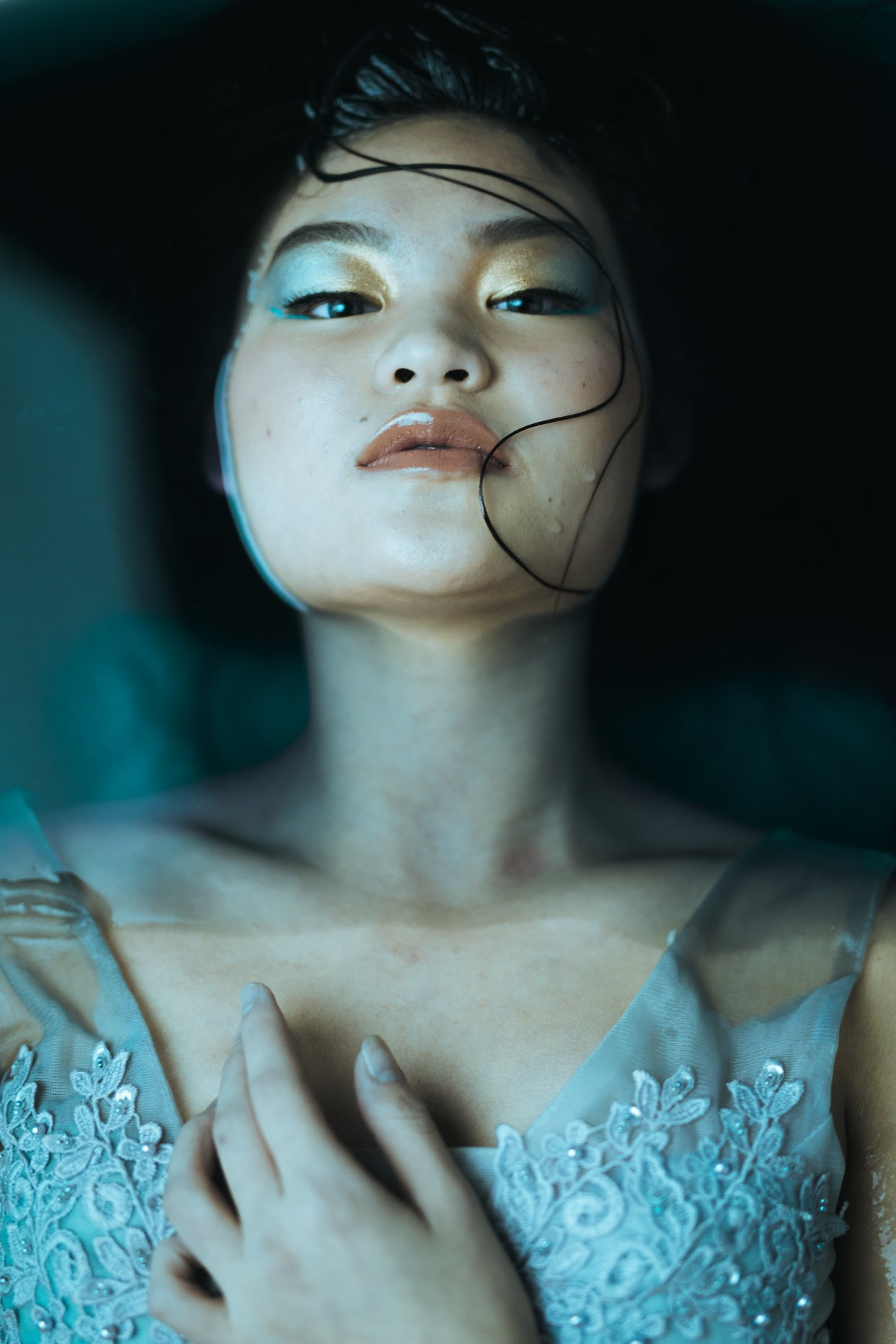 PhotographerArtist Regina Wamba MakeupLaura Elizabeth DuVall Seaboy ModelSuabNag Lee