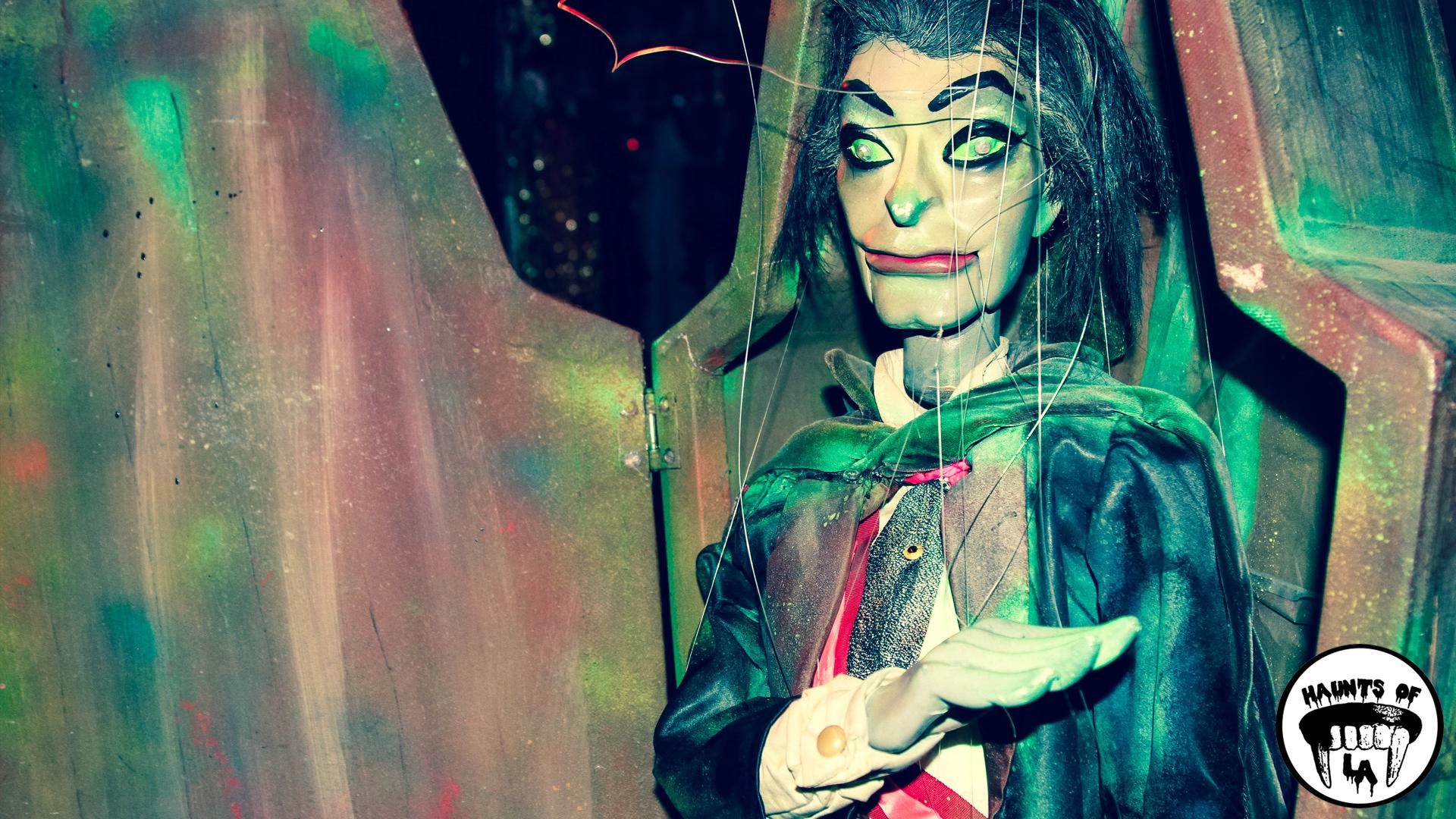 Bob baker halloween spooktacular